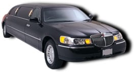 Presidential Limousine uses Lincoln Town Cars